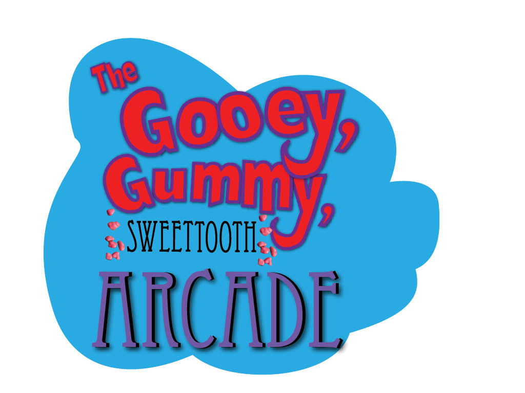 Children's Interactive storybook-The Gooey, Gummy, Sweet tooth arcade - image 1 - student project