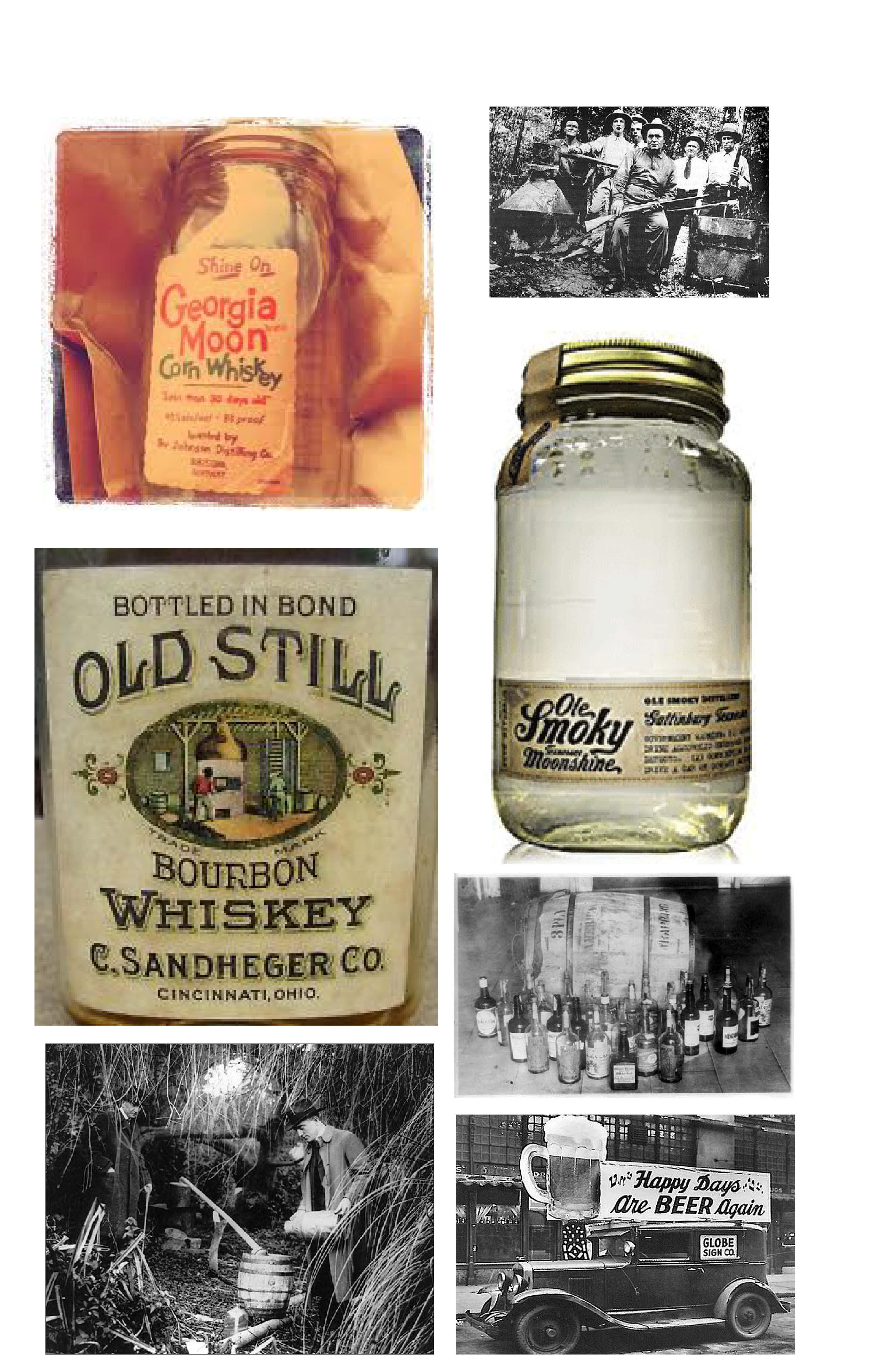 Hooch Moonlight Whiskey - image 3 - student project