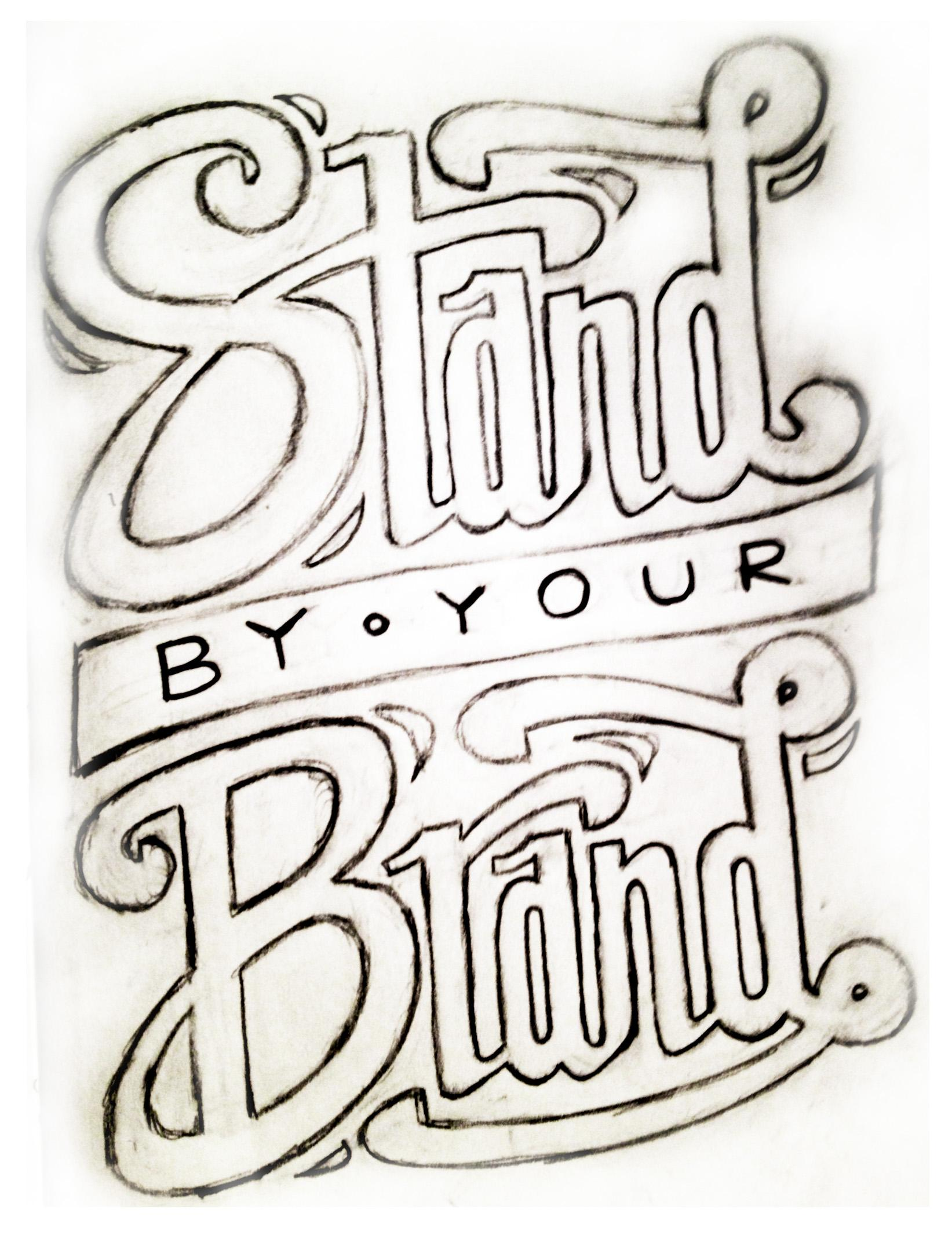 Stand By Your Brand - image 1 - student project