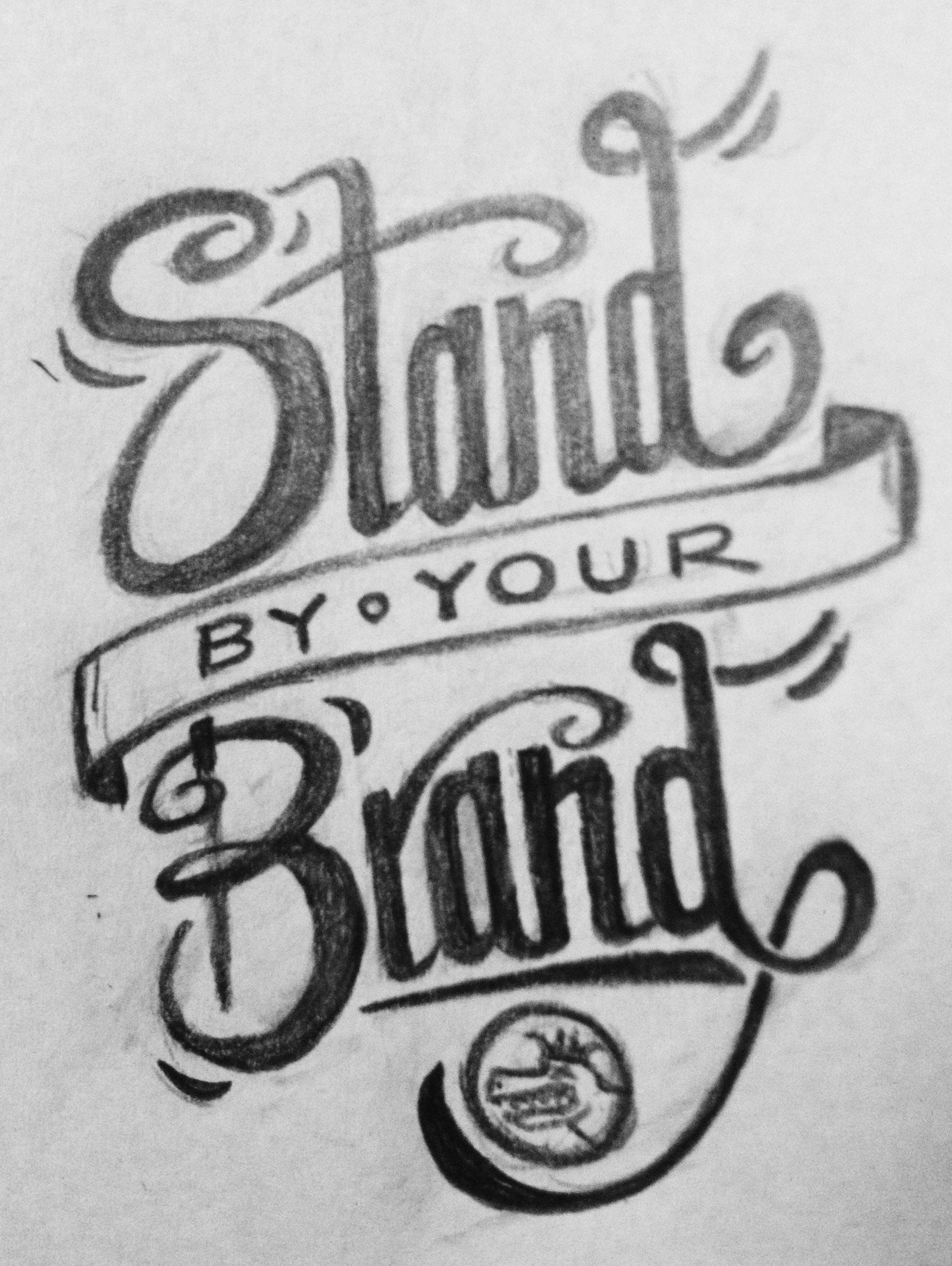 Stand By Your Brand - image 2 - student project