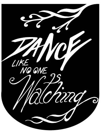 Dance like no one is watchin' - image 1 - student project