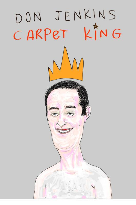 The Story of Don: Carpet King - image 1 - student project