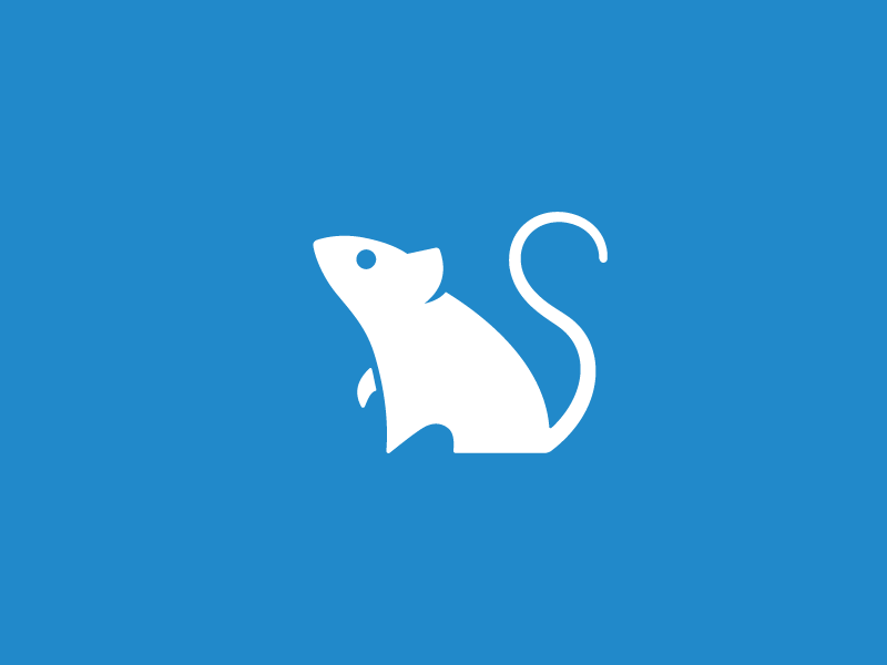 Deer Mouse Logo - image 7 - student project