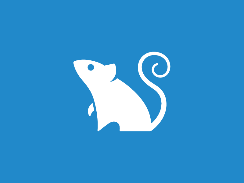 Deer Mouse Logo - image 6 - student project