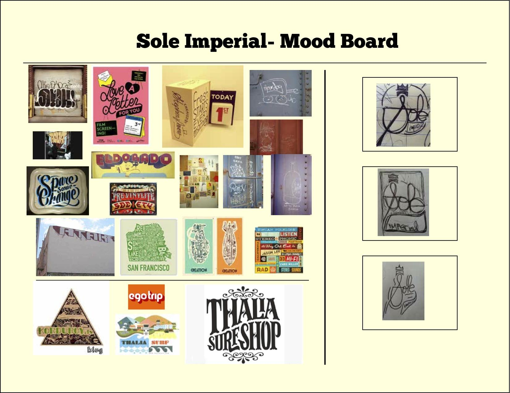 Sole Imperial - image 1 - student project