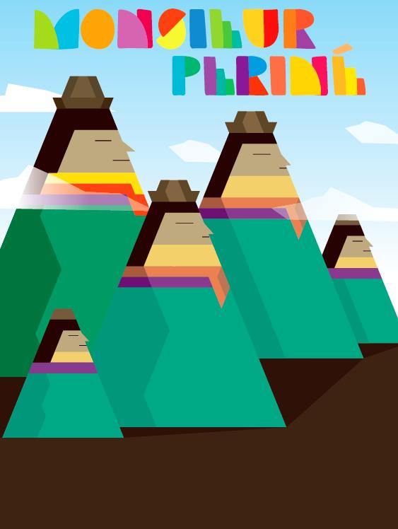 Monsier Periné's Andean Tour - image 1 - student project