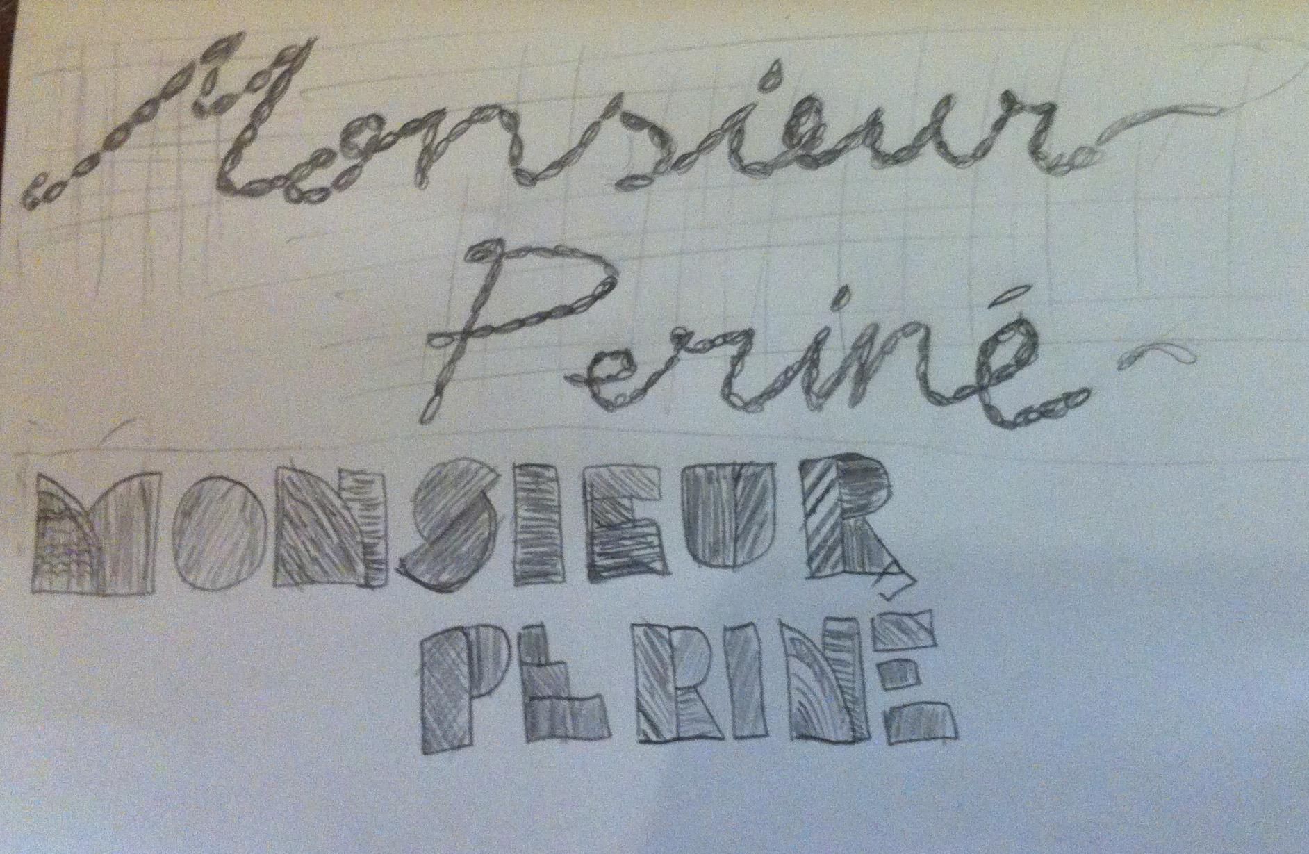 Monsier Periné's Andean Tour - image 9 - student project