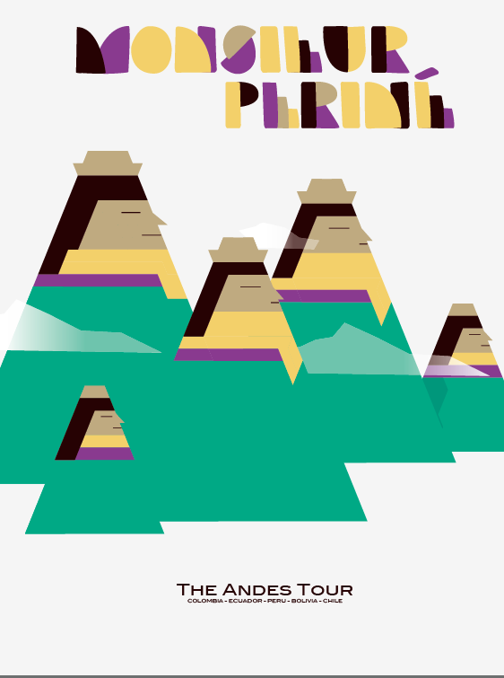 Monsier Periné's Andean Tour - image 2 - student project