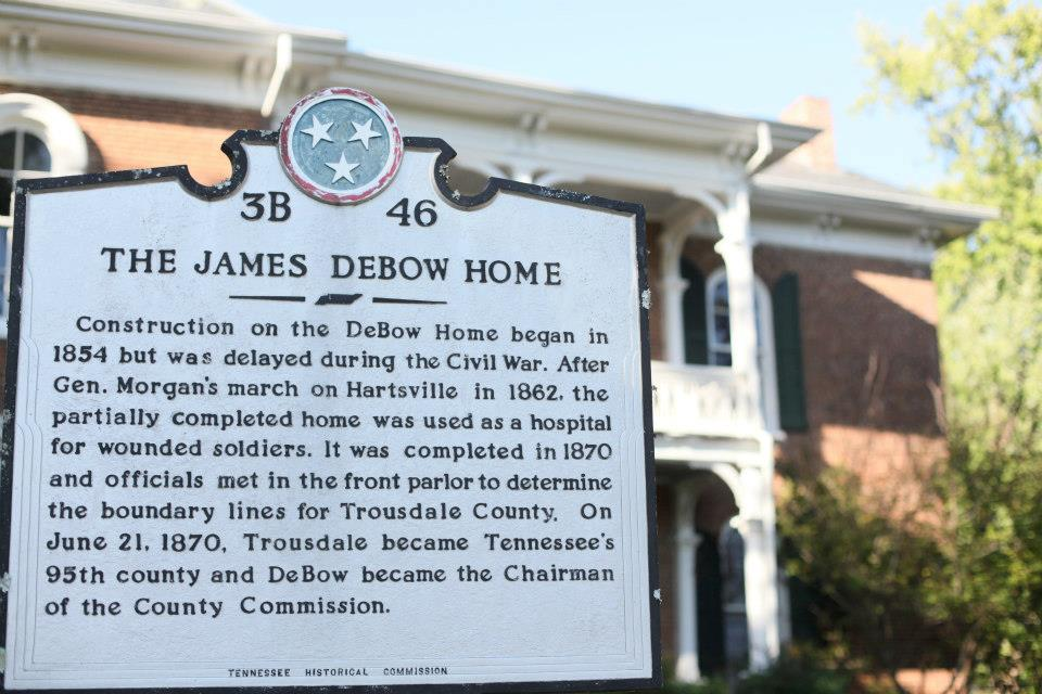 The James Debow House - image 1 - student project
