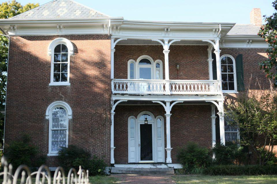 The James Debow House - image 2 - student project