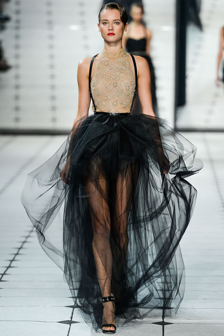 Runway Inspiration - image 3 - student project