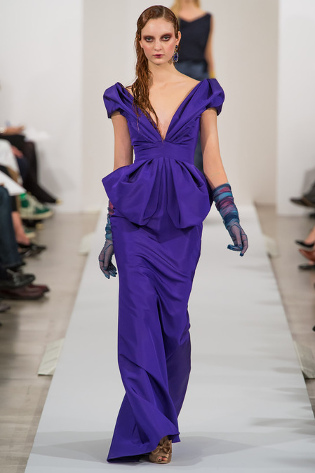 Runway Inspiration - image 2 - student project