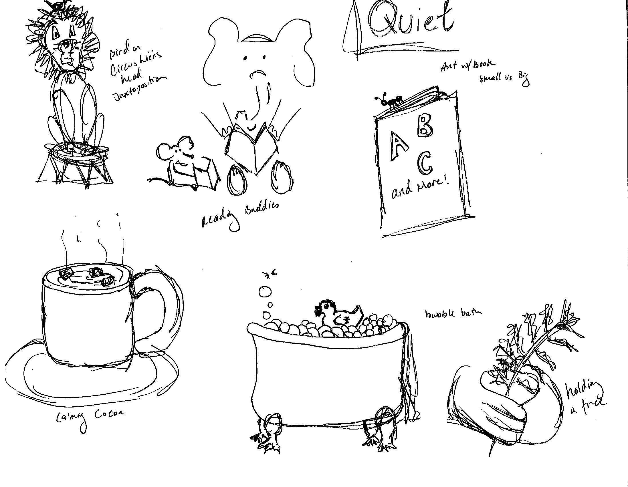 Quietness Incarnate - image 1 - student project