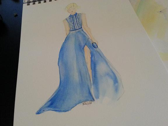 Illustrating... - image 4 - student project