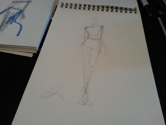 Illustrating... - image 2 - student project