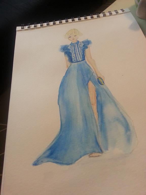 Illustrating... - image 5 - student project