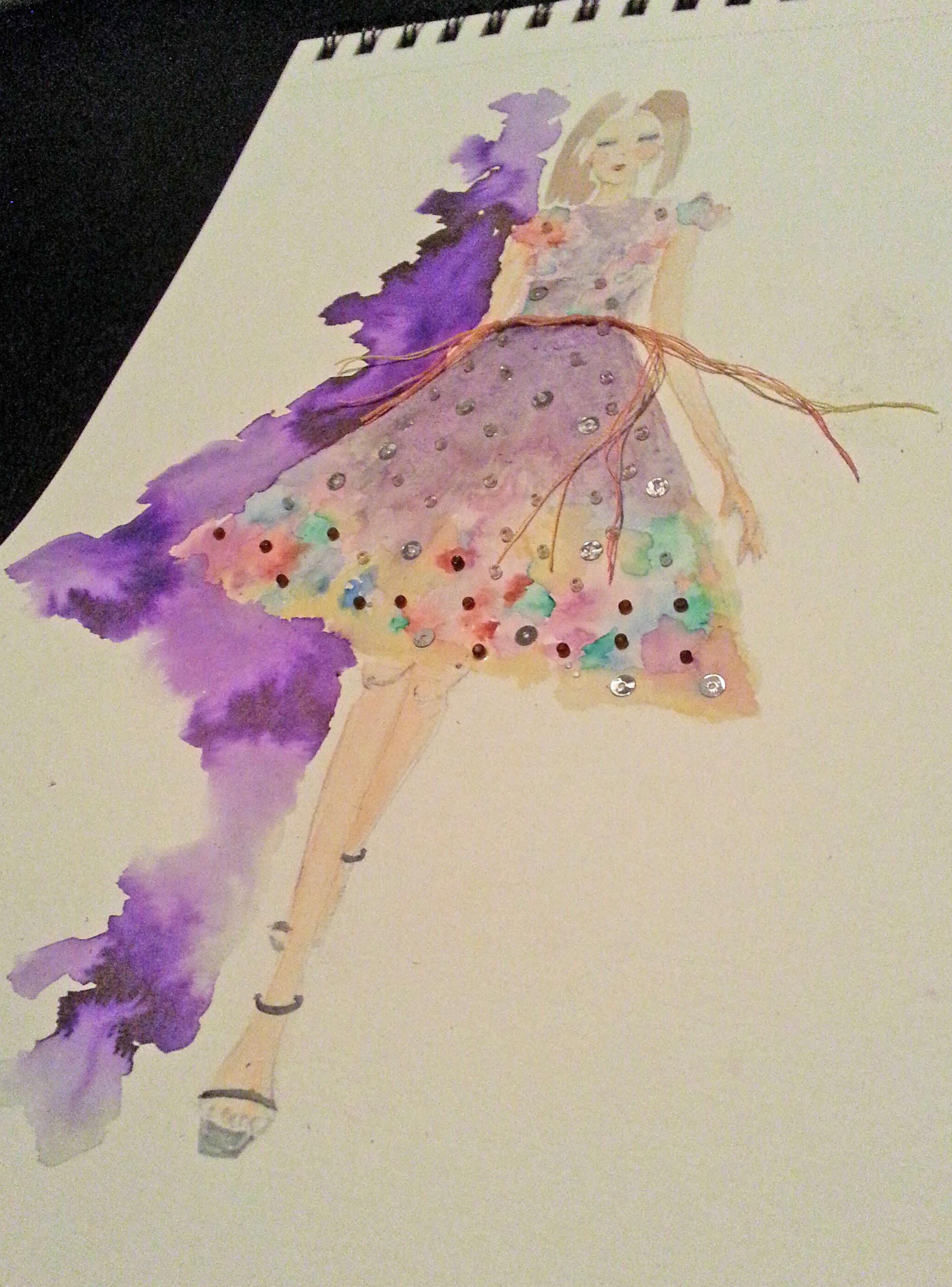 Illustrating... - image 1 - student project