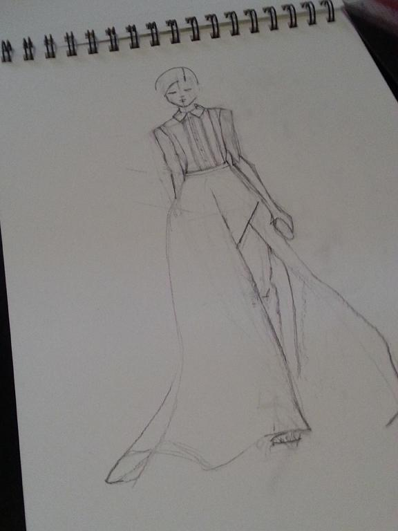 Illustrating... - image 3 - student project