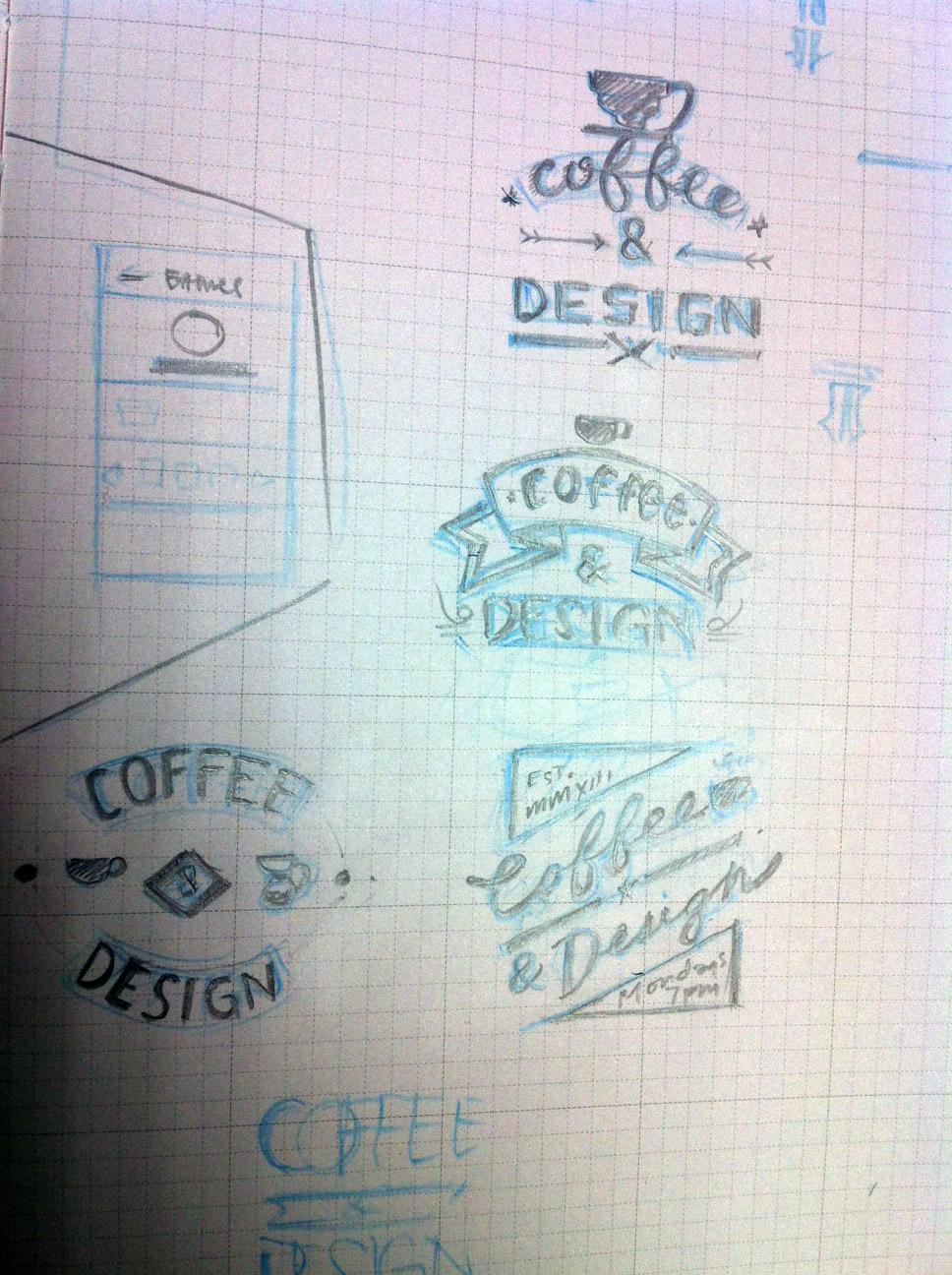 Coffee & Design - image 4 - student project