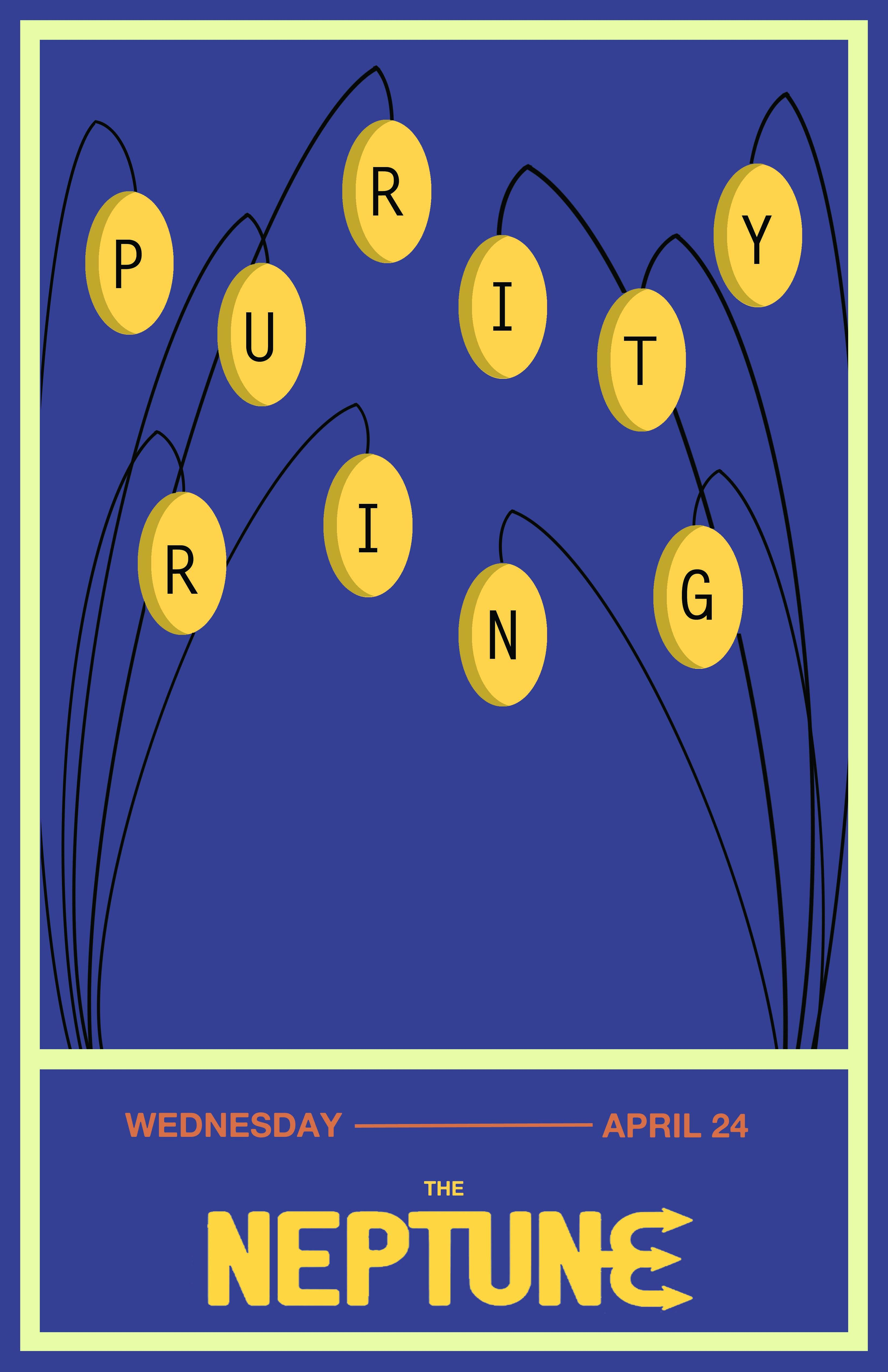 Purity Ring - image 2 - student project