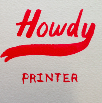 Howdy Printer - image 6 - student project