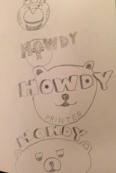 Howdy Printer - image 4 - student project