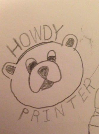 Howdy Printer - image 5 - student project