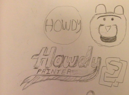 Howdy Printer - image 2 - student project