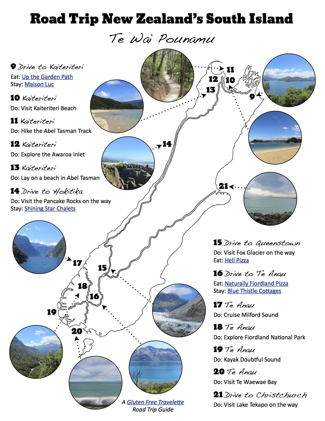 Road Trip Guide to New Zealand - image 7 - student project