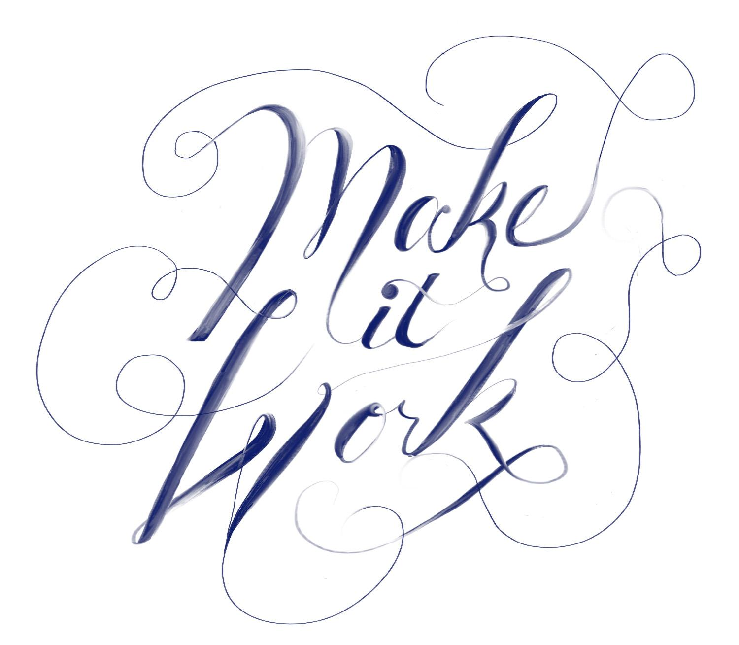 Make it Work - image 1 - student project