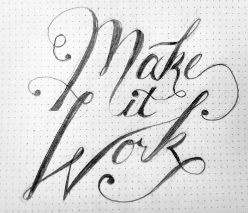 Make it Work - image 2 - student project