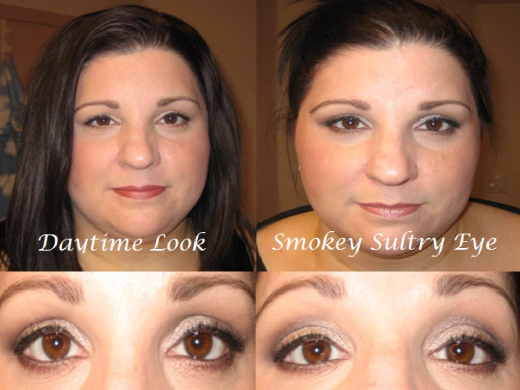 Daytime to Smokey Sultry Eye - image 1 - student project