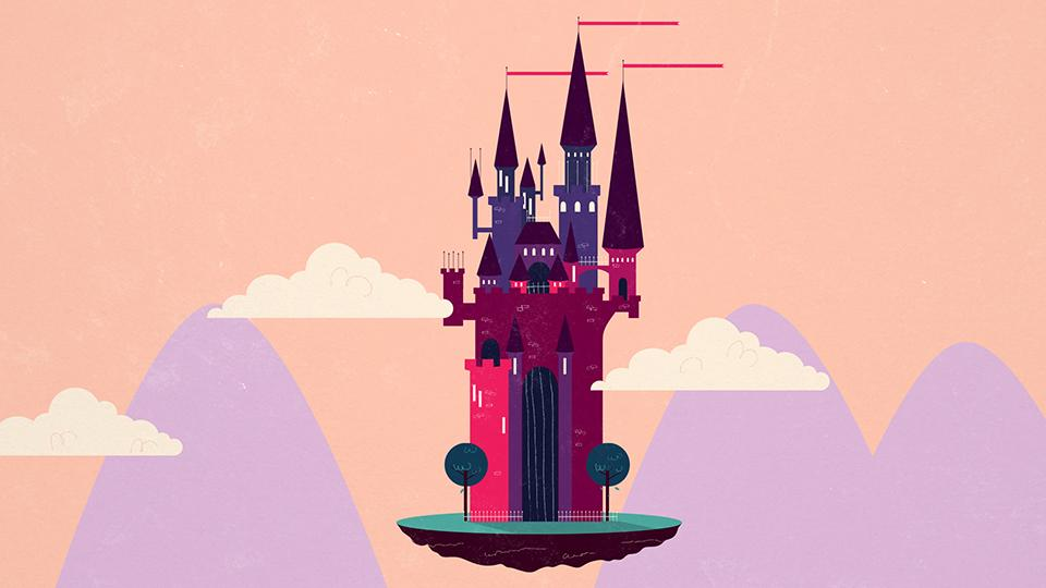 Castle in the Sky - image 2 - student project