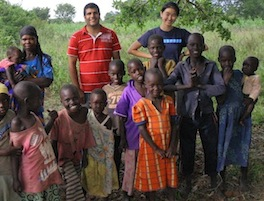Engineers Without Borders - image 1 - student project