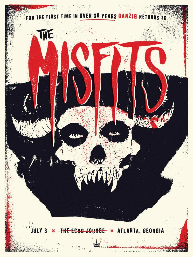 Misfits / Danzig Reunion - image 3 - student project