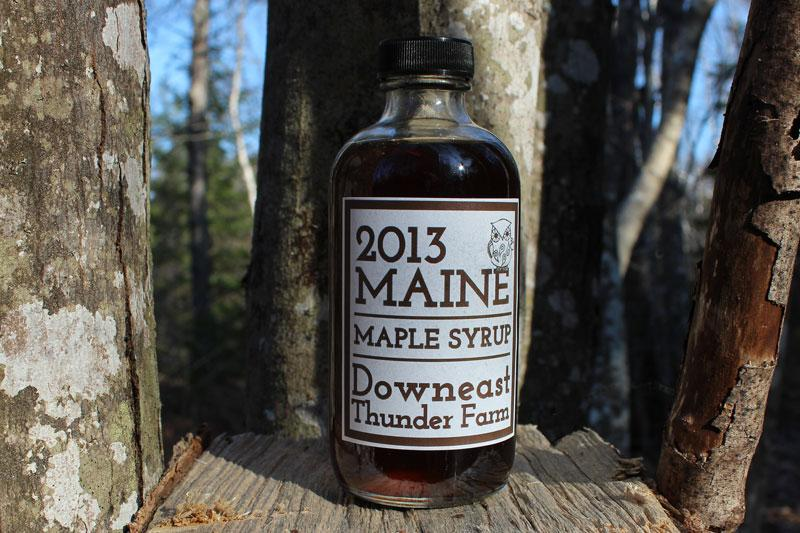 The Northern Fox (Maple Syrup) - image 3 - student project