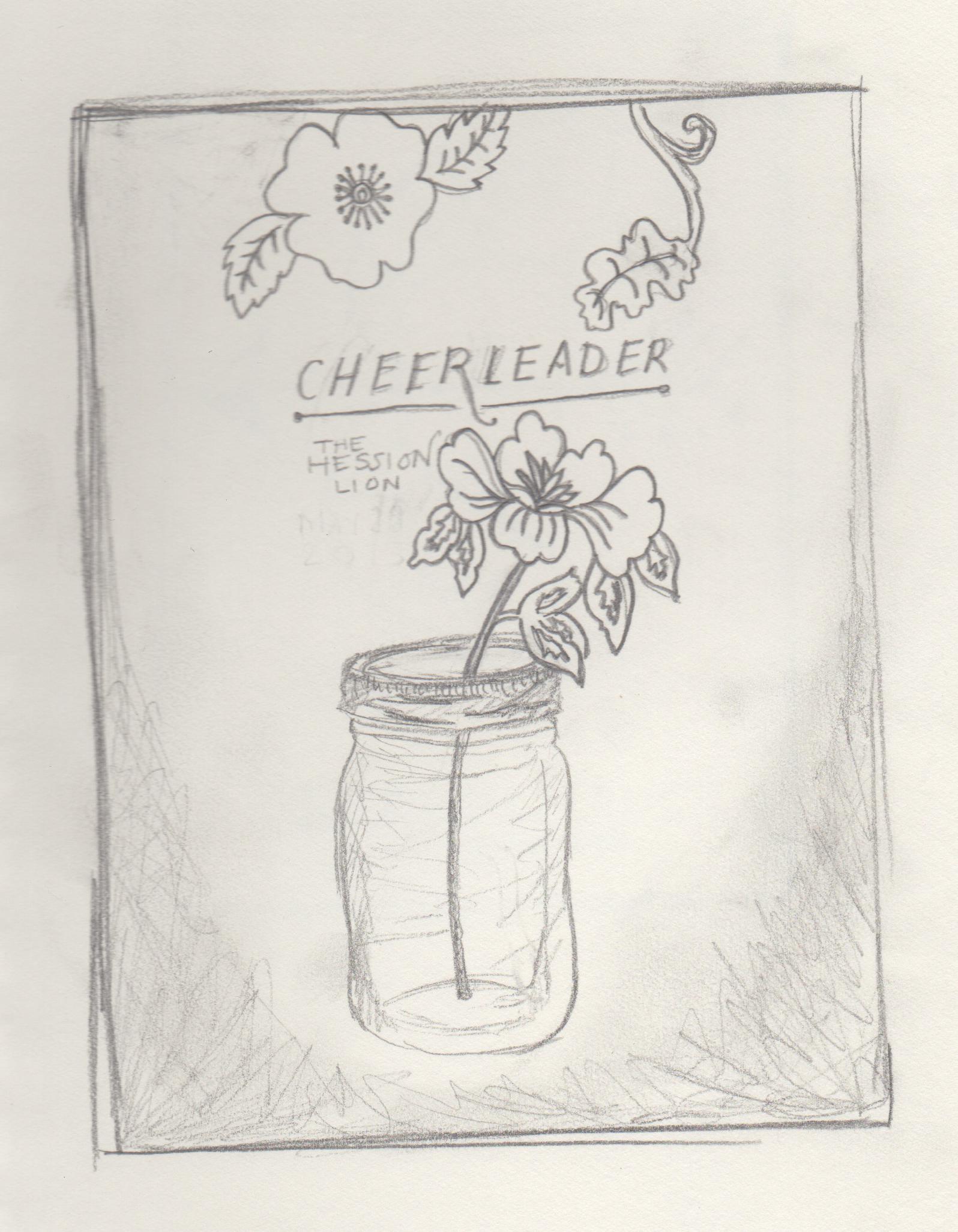 Cheerleader - image 3 - student project