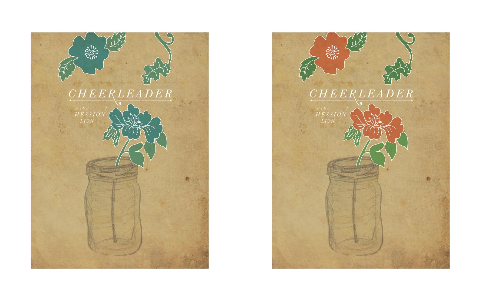 Cheerleader - image 2 - student project