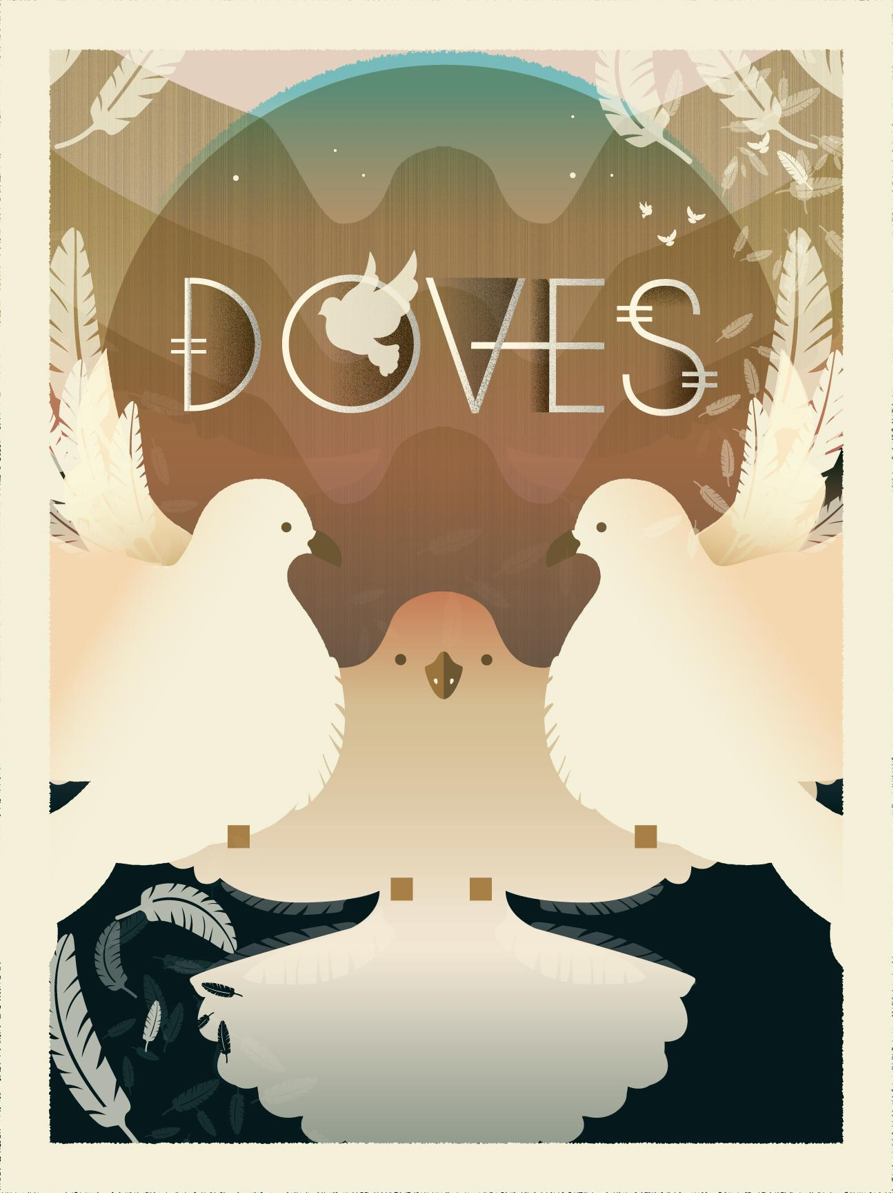 The Doves - image 3 - student project