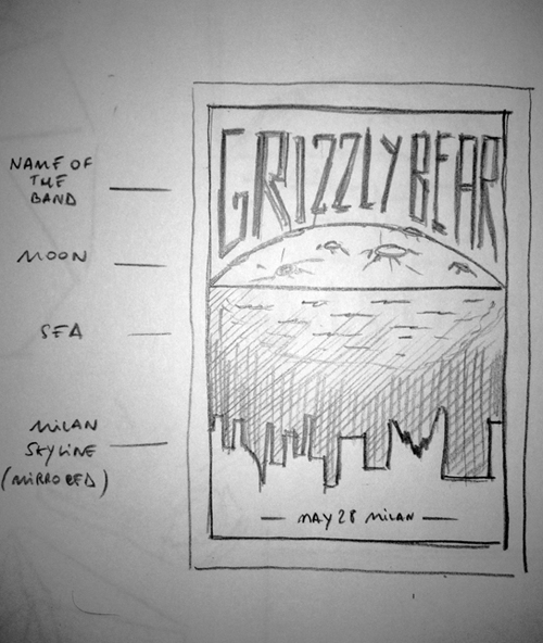 GRIZZLY BEAR @ Milan May 28 - image 13 - student project