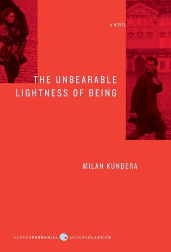 The Unbearable Lightness of Being - Cover Re-design - image 2 - student project