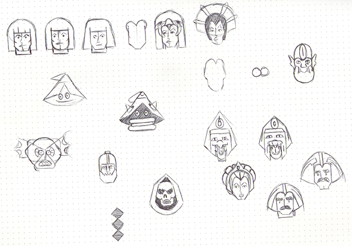 He-Man and the Masters of the Universe - image 4 - student project