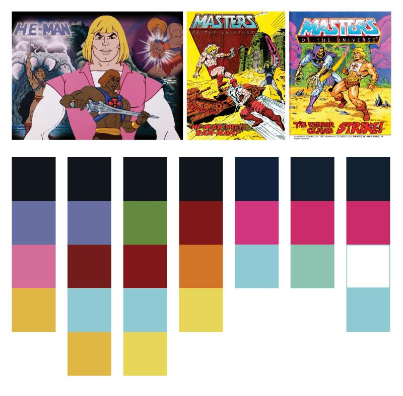 He-Man and the Masters of the Universe - image 5 - student project