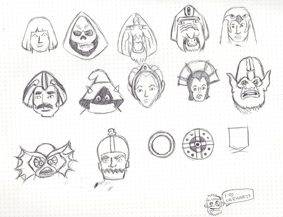 He-Man and the Masters of the Universe - image 2 - student project