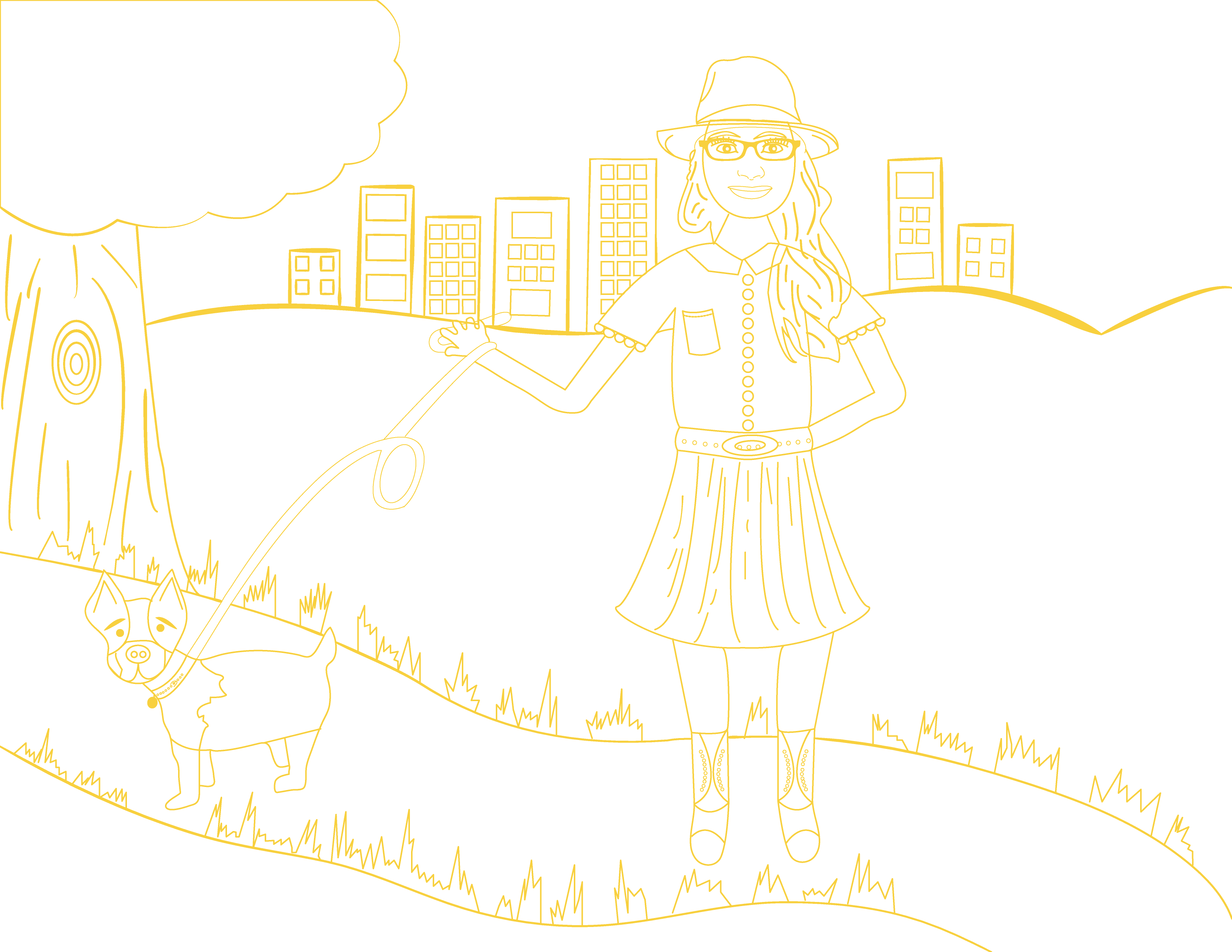 Country Stroll - image 1 - student project