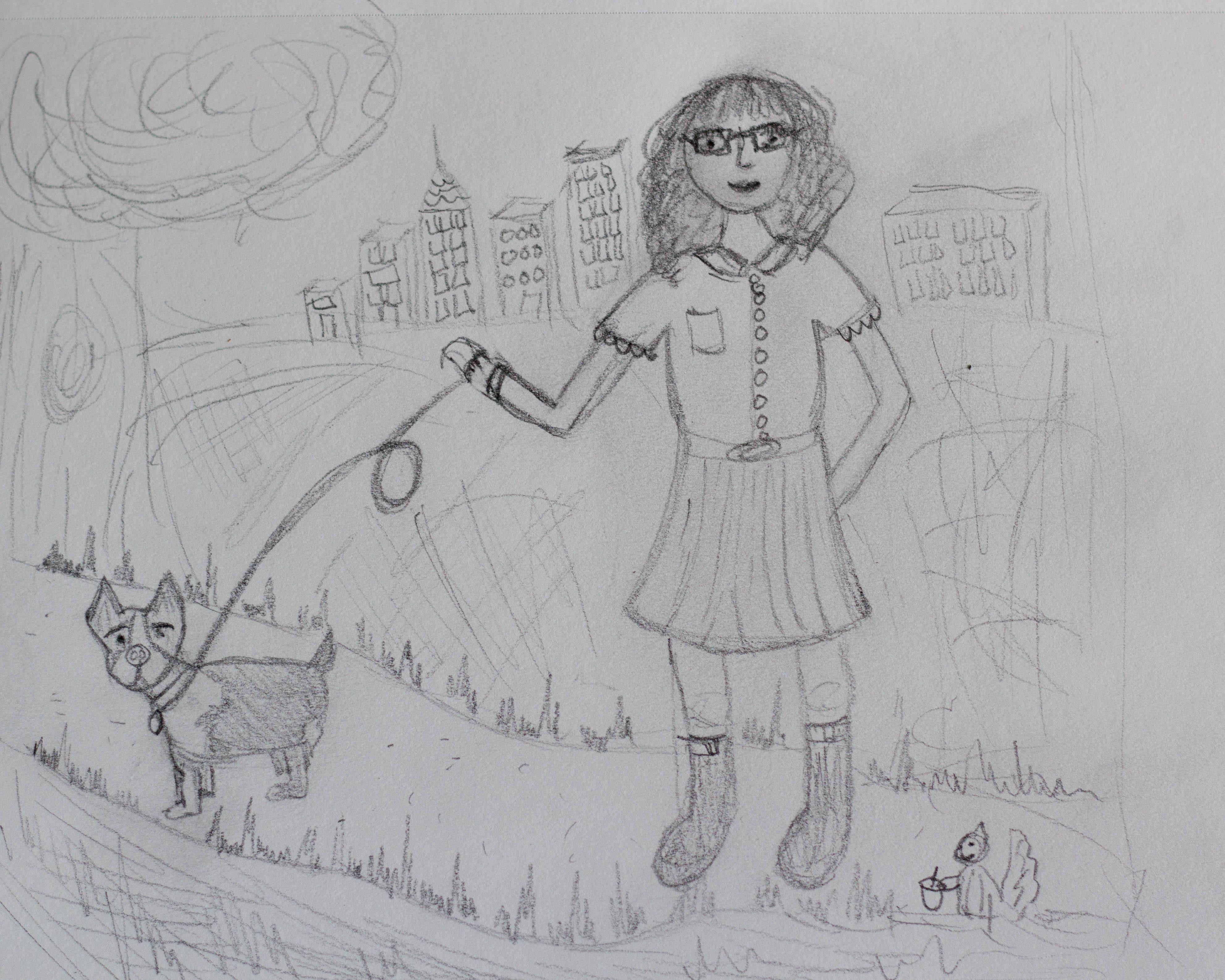Country Stroll - image 3 - student project