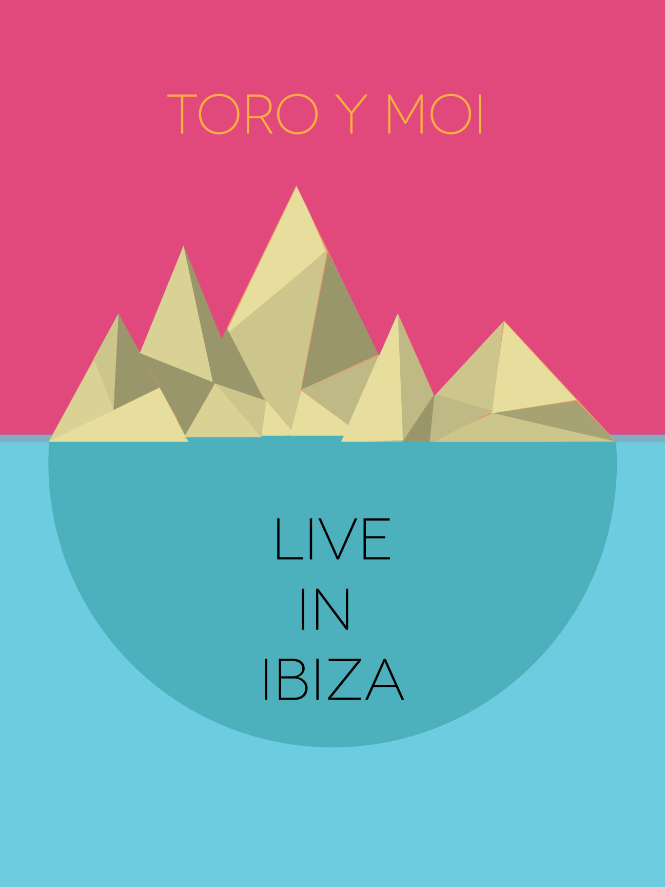 Toro y Moi Live in Ibiza - image 1 - student project