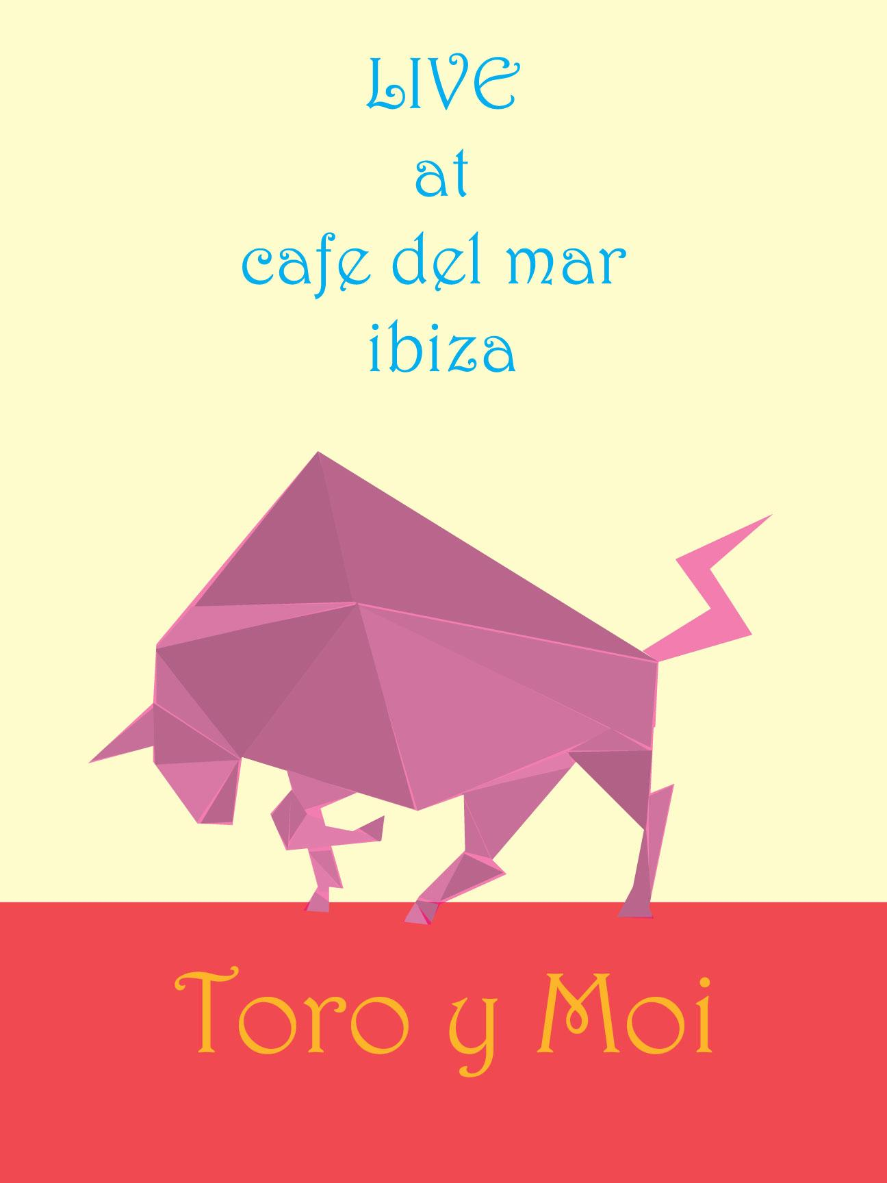 Toro y Moi Live in Ibiza - image 4 - student project