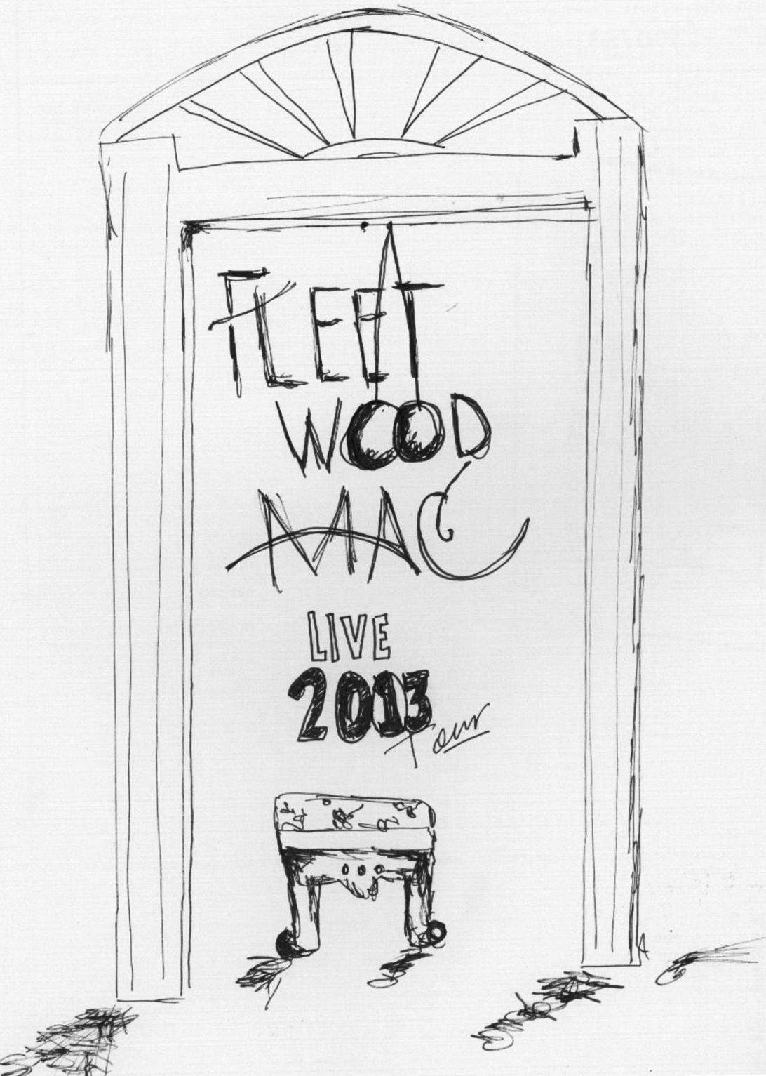Fleetwood Mac Live 2013 Tour - image 8 - student project