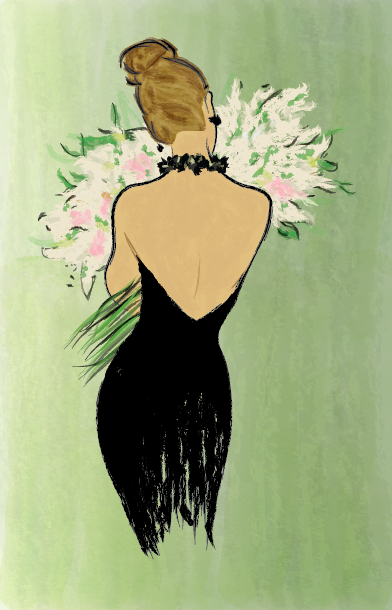 Vintage Dior Poster - image 6 - student project